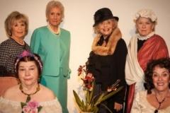 Reenactors President's Wives