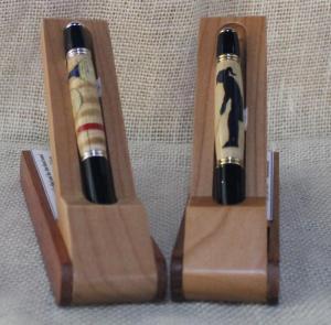 Custom Hardwood Pens