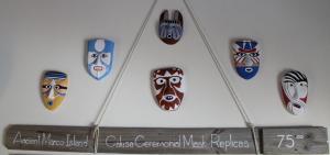 Calusa Masks
