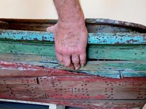 V. Assessing sprung hull planks